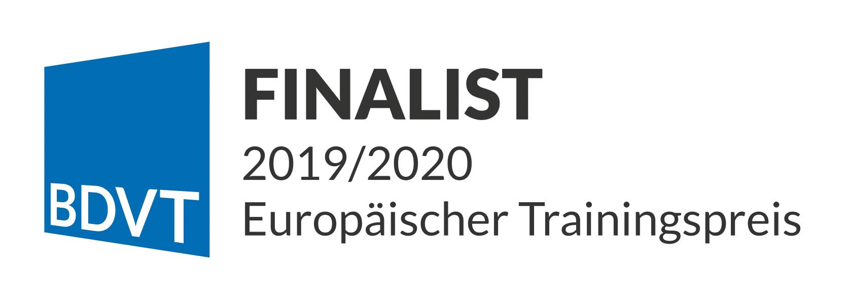 BDVT ETP 2019 Logo Finalist