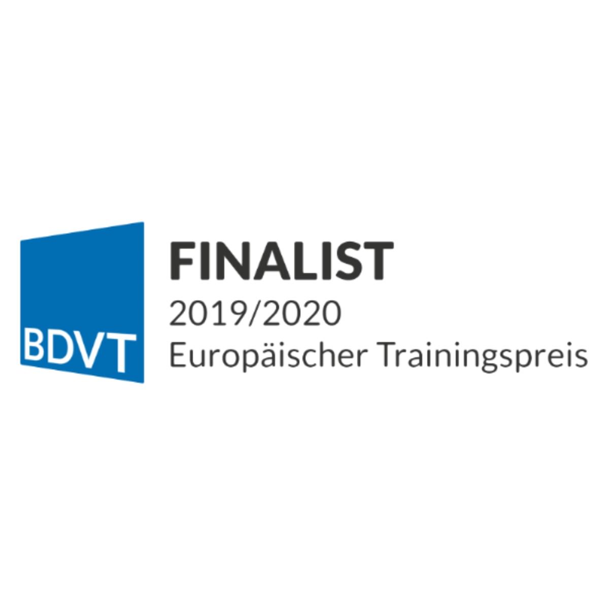 Mitgliedschaft BDVT Trainingspreis col
