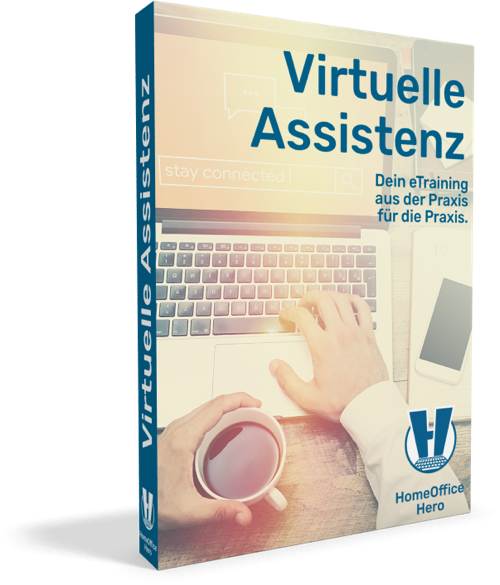 Die virtuelle Assistenz im Homeoffice - HomeOffice Hero