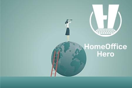 HomeOffice Hero - Das eTraining für Führungskräfte - Führen auf Distanz