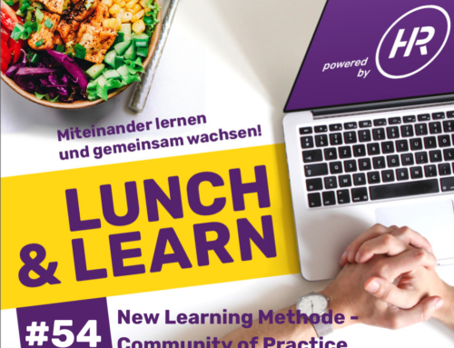 Lunch & Learn 54 : New Learning Methode – Community of Practice