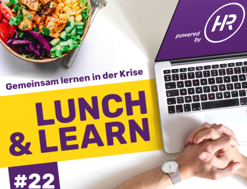 Lunch & Learn 22 : Change & Transformation in Unternehmen- The Human Factor
