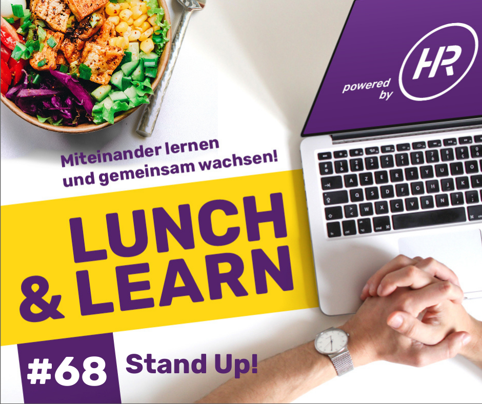 Lunch and Learn 68 - Stand Up