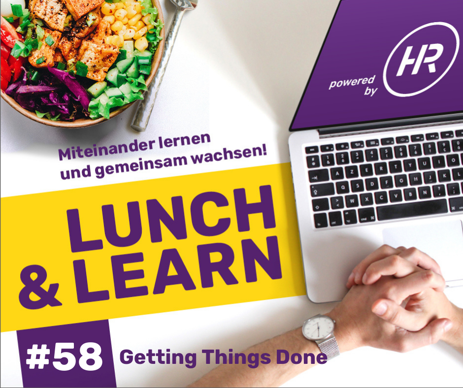Getting Things Done Lunch & Learn 58