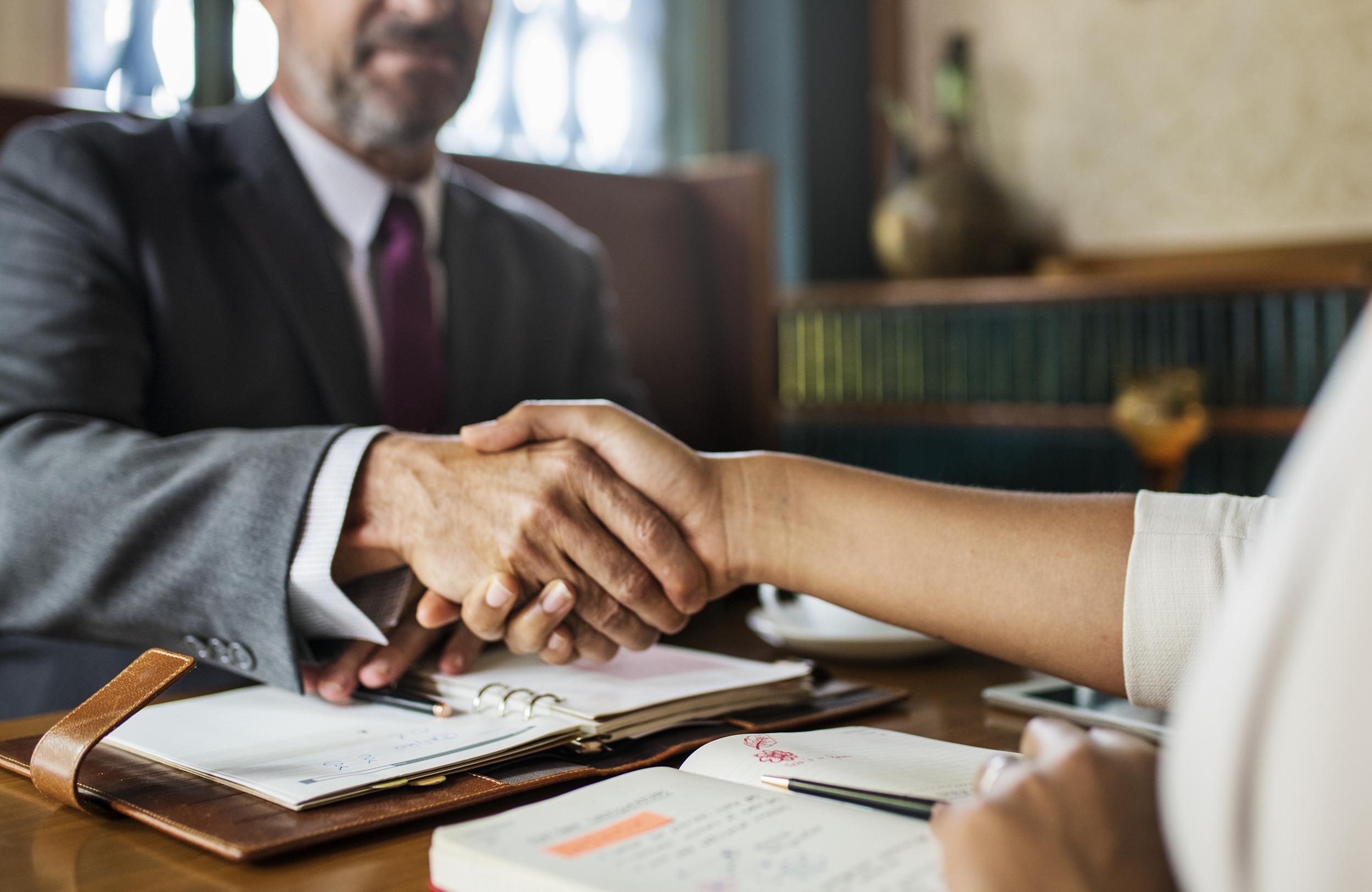 handshaking marketing v1