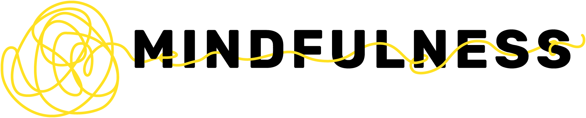 Mindfulness Logo RGB 1 zeilig Schwarz bigger