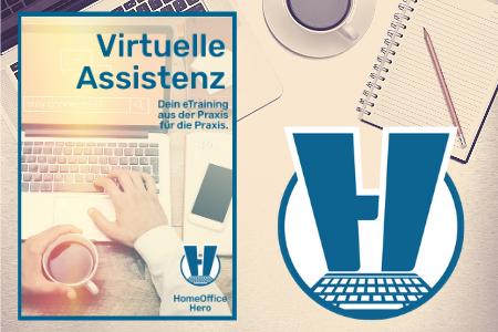 HomeOffice Hero - Das eTraining für virtuelle Assistenz